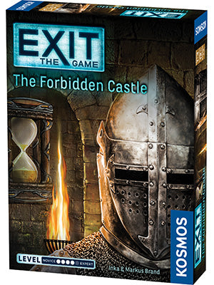 GM EXIT: FORBIDDEN CASTLE