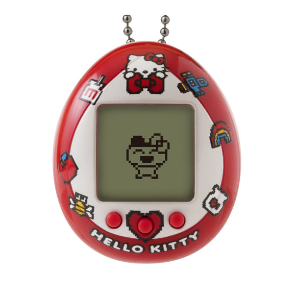 TAMAGOTCHI HELLO KITTY RED