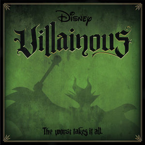 GM WF DISNEY VILLAINOUS