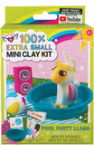 FA CLAY KIT LLAMA POOL PARTY