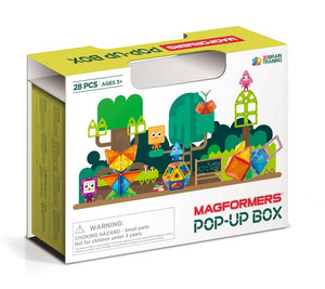 MAGFORMERS POP UP BOX 28PC