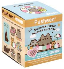 GUND PUSHEEN BLIND BOX SERIES 10 SUMMER