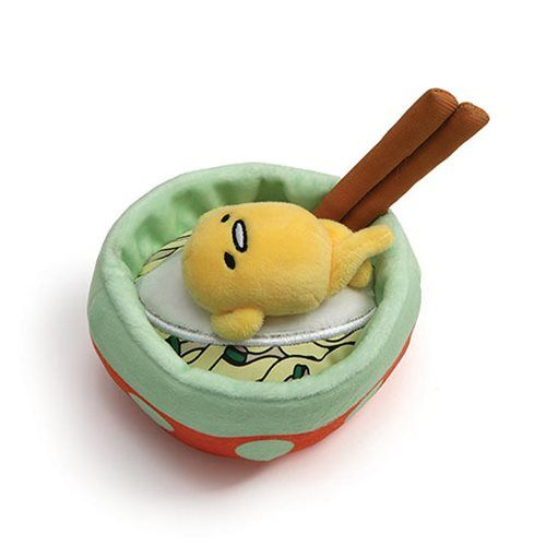 GUND GUDETAMA WITH NOODLES 4
