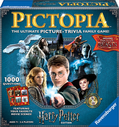 GM PICTOPIA HARRY POTTER