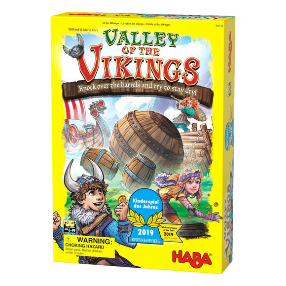 GM VALLEY OF THE VIKINGS HABA