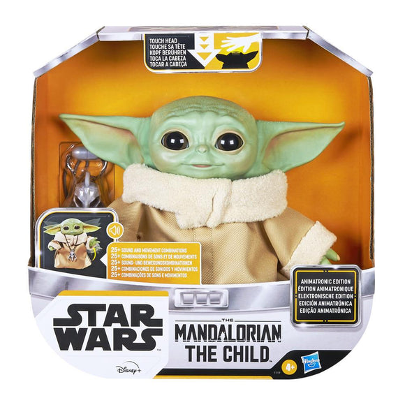 HSB STAR WARS THE CHILD ANIMATRONIC FORCE FRIEND