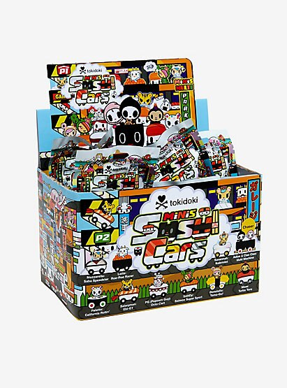 TOKIDOKI SUSHI CARS MINI