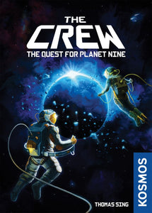 GM TK THE CREW QUEST FOR PLANET NINE