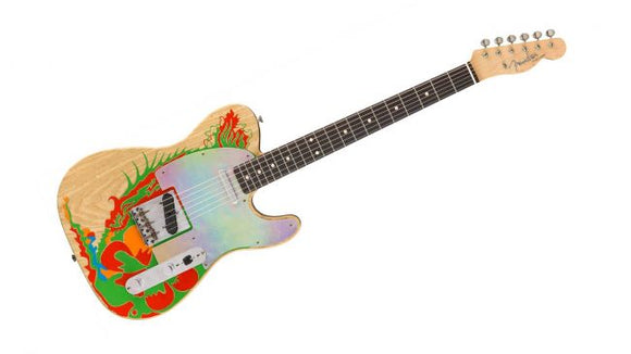 AH GUITAR LED ZEPPLIN JIMMY PAGE DRAGON TELECASTER