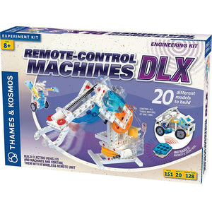 TK REMOTE CONTROL MACHINES DELUXE