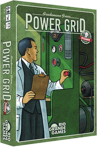 GM POWER GRID RECHARGED