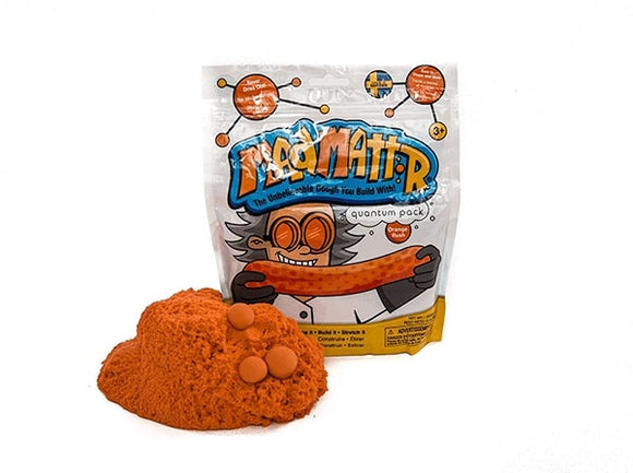 MAD MATTR QUANTUM PACK 10OZ ORANGE RUSH