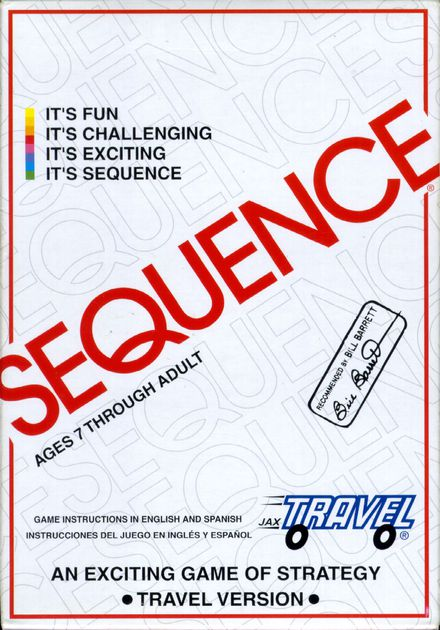 GM TRAVEL SEQUENCE