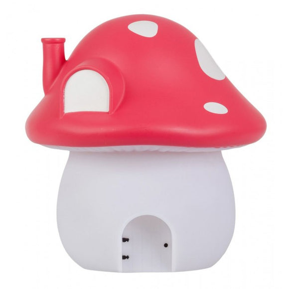 LITTLE LOVELY NIGHTLIGHT MUSHROOM HOUSE