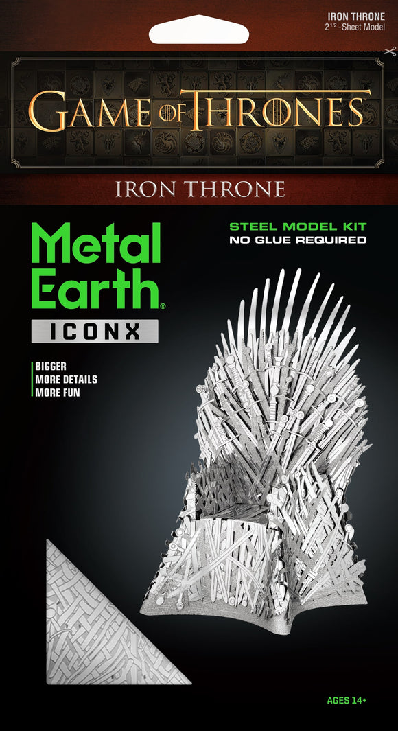 ICONX GOT IRON THRONE (GAME OF THRONES)