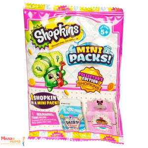SHOPKINS S10 FOIL BLIND BAG