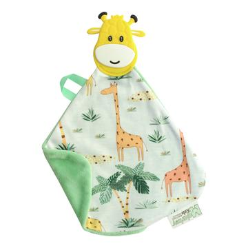 MK MUNCH IT BLANKET GENTLE GIRAFFE