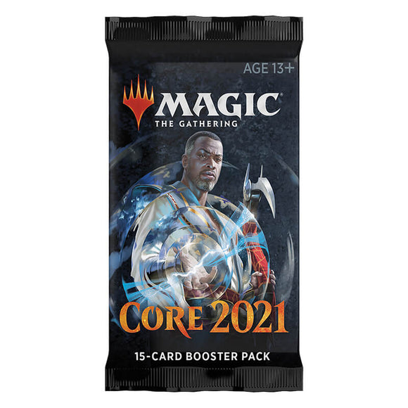 MTG BOOSTER CORE DRAFT 2021