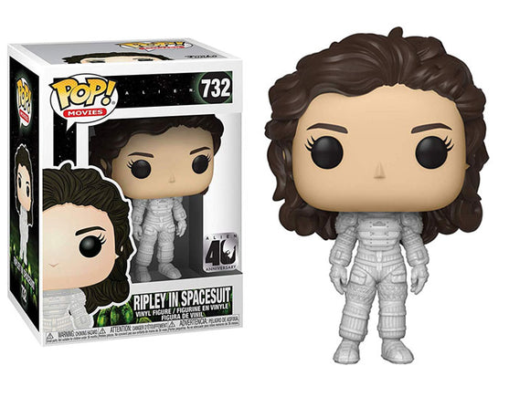 POP! MOVIES ALIEN RIPLEY IN SPACESUIT