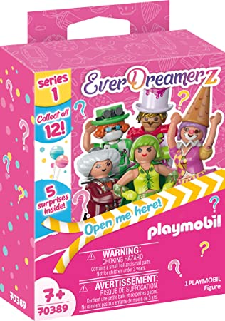 PLAYMB EVERDREAMERZ SURPRISE BOX