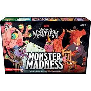GM D&D DUNGEON MAYHEM MONSTER MADNESS