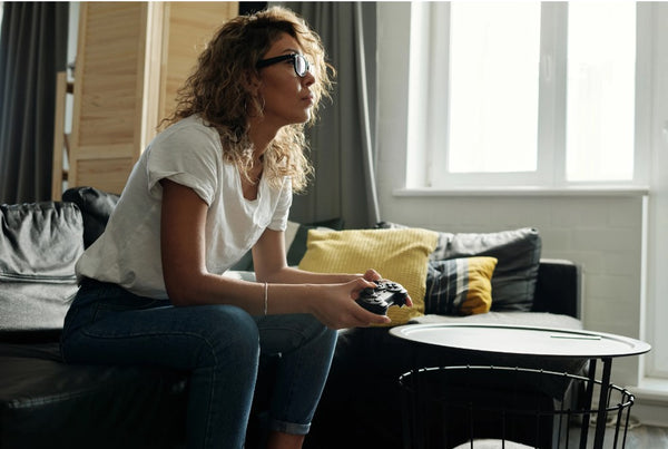 Female gamers are on the rise in the 'world capital of gaming'