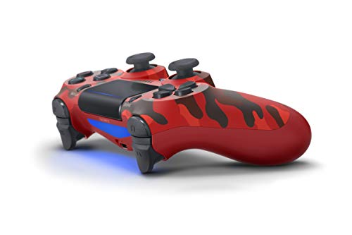 DualShock Wireless Controller for PlayStation 4 - Red Camo