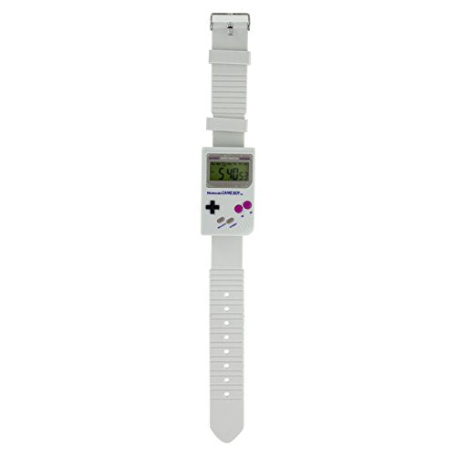 Paladone Gameboy Watch - Mini Game boy Replica - Gamer Gifts