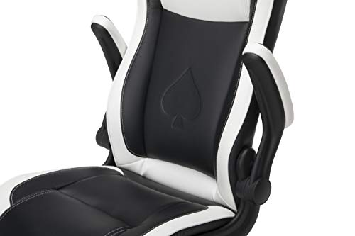 RESPAWN HIGH STAKES-R Racing Style Rocker OFM Rocking Gaming Chair