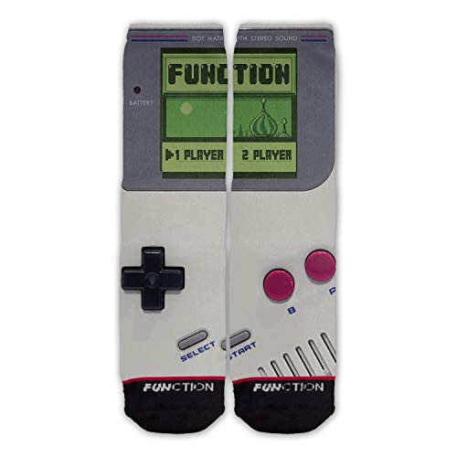 Function - Gameboy Fashion Crew Socks