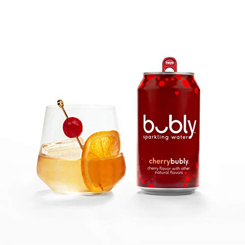 bubly Sparkling Water, 8 Flavor Variety Pack (18 Pack)