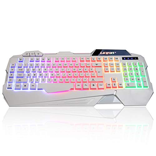 LETTON K1 Gaming Keyboard Mouse Combo [Keyboard Mouse Set]