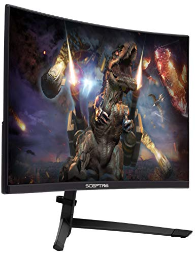 "Sceptre 24"" Curved 144Hz Gaming LED Monitor Edge"
