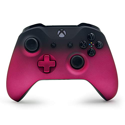 Deep Pink Shadow Wireless Controller for Xbox One Console