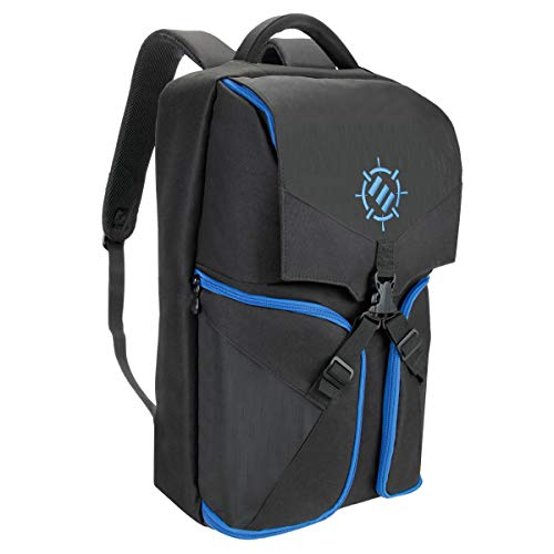 ENHANCE Universal Gaming Laptop Backpack and Console Storage
