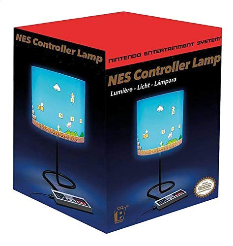 Paladone Nintendo Super Mario Bros Lamp - Retro Decor Light