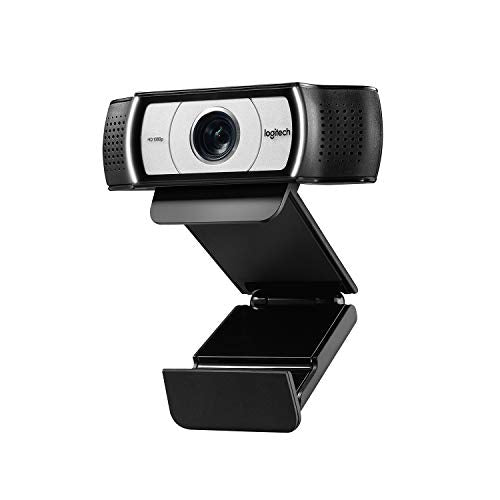 Logitech C930e 1080P HD Video Webcam - 90-Degree Extended View