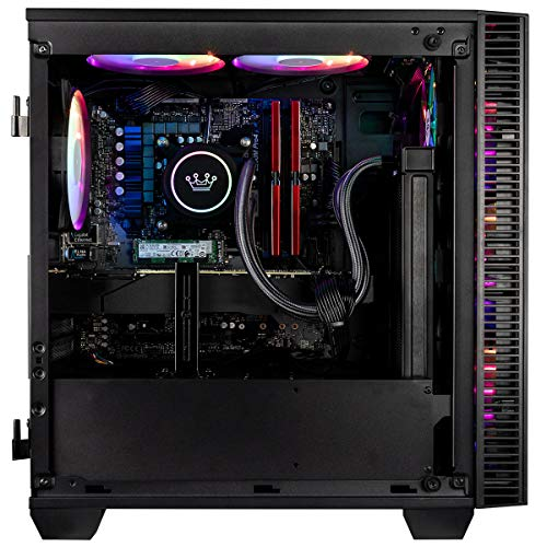 CUK Continuum Micro Gamer PC - Tower Gaming Desktop Computer