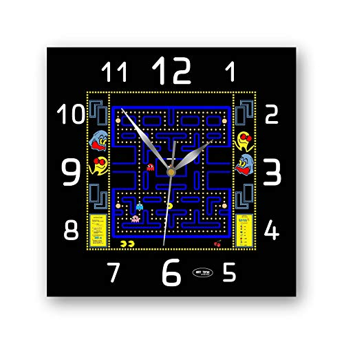 Exclusive Clock Pac-Man – Unique Item for Home and Office, Original