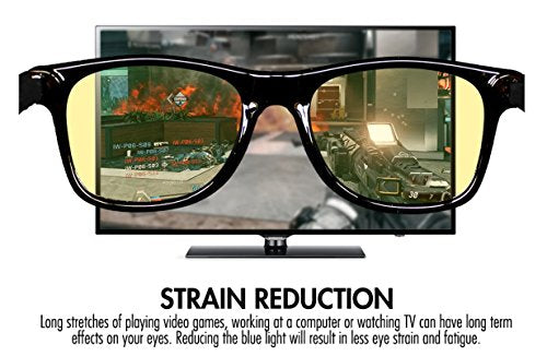 GLASSY Blue Light Blocking Glasses for Computer and Gaming