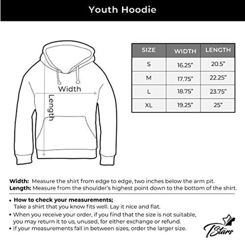 Tstars I Paused My Game to Be Here Funny Gift for Gamer Youth Hoodie