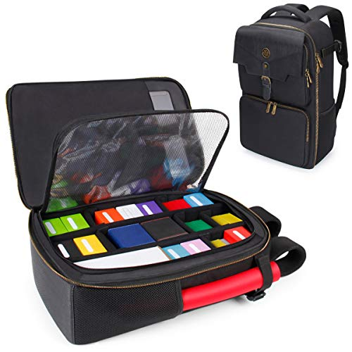 ENHANCE MTG Backpack Playing Card Case