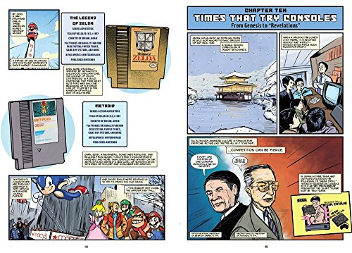 Comic Book Story of Video Games: The Incredible History of the Electronic Gaming