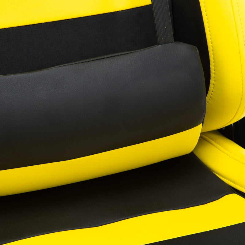 Yellow & Black ProGamer2 Series Gaming Chair