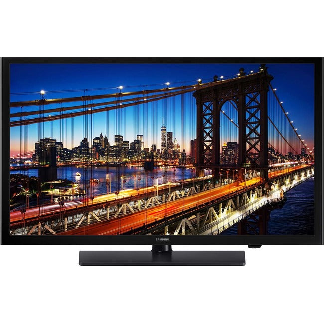 "Samsung 690 HG43NF690GF 43"" Smart LED-LCD TV - HDTV - Glossy Black"