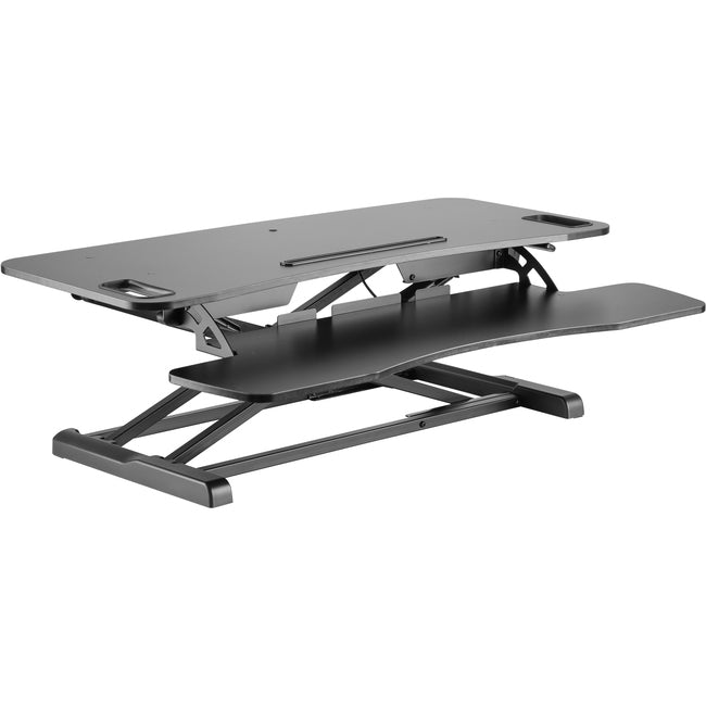 "Amer Mounts Sit-Stand 37.4"" Height Adjust Desk"
