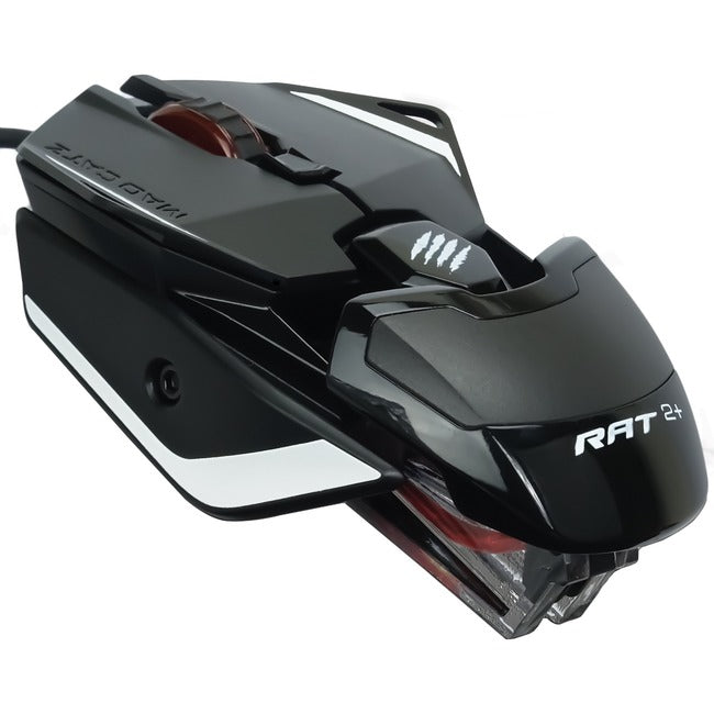 Mad Catz The Authentic R.A.T. 2+ Optical Gaming Mouse