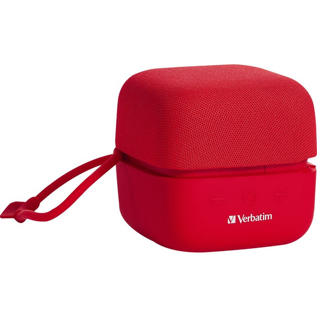 Verbatim Bluetooth Speaker System - Red