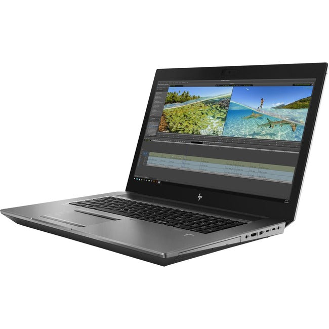 "HP ZBook 17 G6 17.3"" Mobile Workstation - 1920 x 1080 - Core i9 i9-9880H - 64 GB RAM - 512 GB SSD"