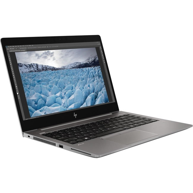 "HP ZBook 14u G6 14"" Mobile Workstation - 1920 x 1080 - Core i5 i5-8365U - 8 GB RAM - 256 GB SSD"